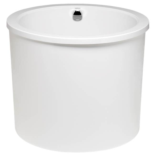 Americh Free Standing Air Bathtubs item JC4242TA2-BI