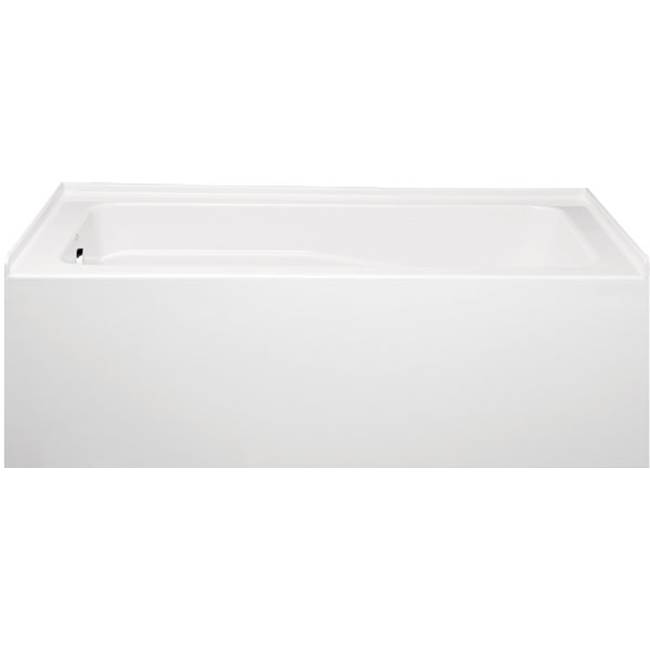 Americh Three Wall Alcove Soaking Tubs item KN6030LL-WH