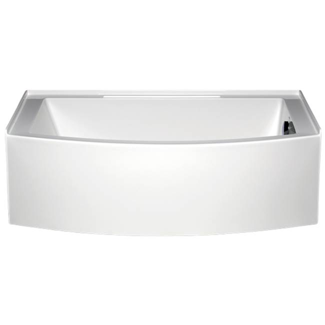 Americh Three Wall Alcove Soaking Tubs item MZ6032TR-BI