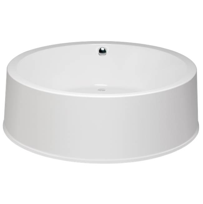 Americh Free Standing Air Bathtubs item OC6021TA2-BI