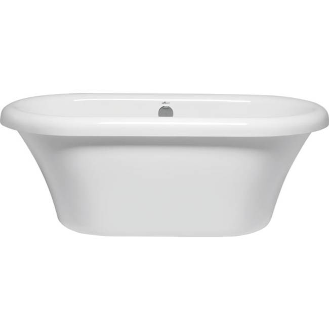 Americh Free Standing Air Bathtubs item OD6635TA2-WH