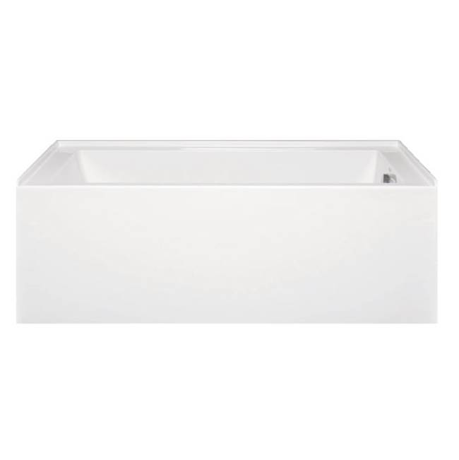 Americh Three Wall Alcove Soaking Tubs item TO6032TR-WH