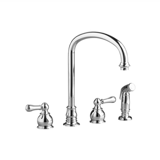 American Standard Deck Mount Kitchen Faucets item 4751732.295