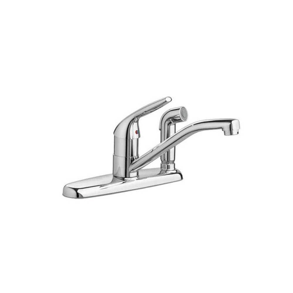 American Standard Deck Mount Kitchen Faucets item 4175703.075