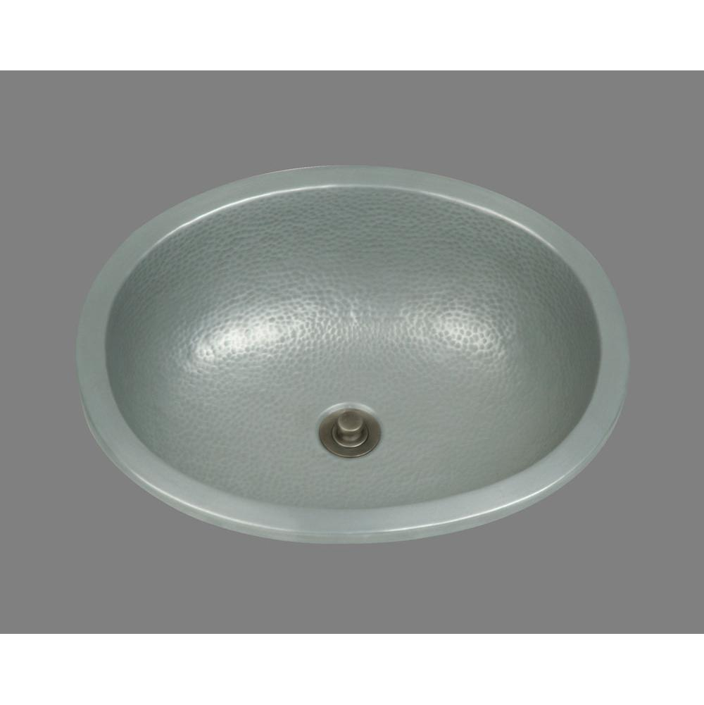 Bates And Bates Drop In Bathroom Sinks Item Z1417H.ZP