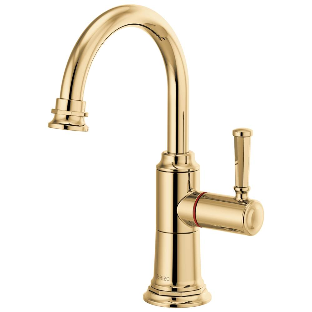 Brizo  Filtration Faucets item 61374LF-H-PG