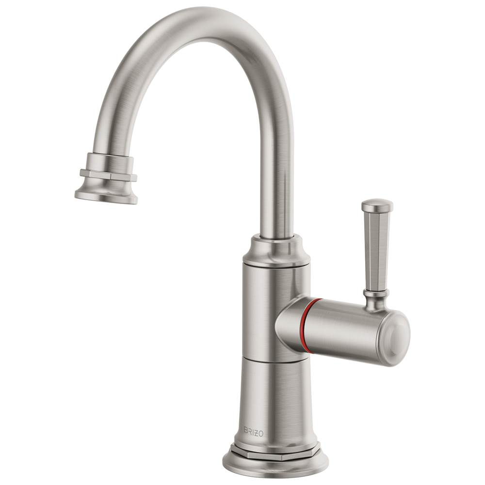 Brizo  Filtration Faucets item 61374LF-H-SS