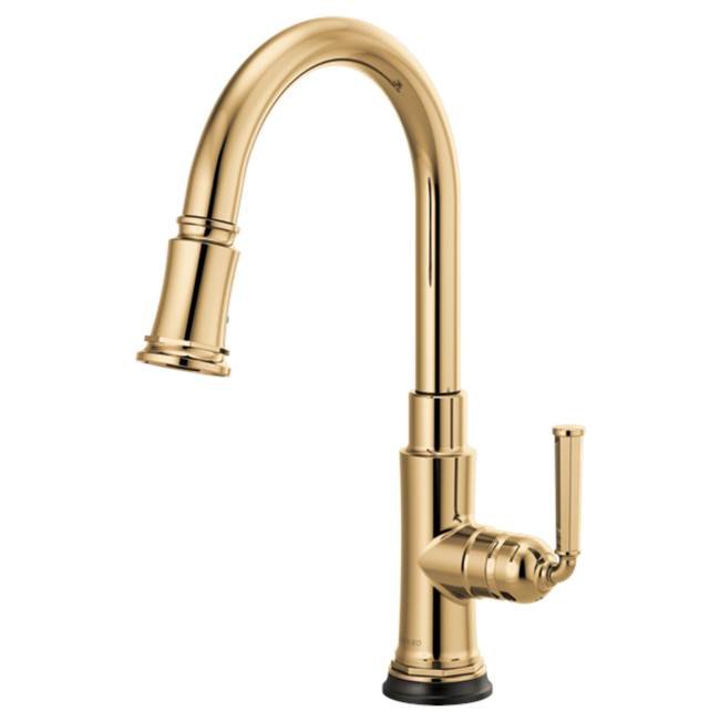 Brizo Pull Down Faucet Kitchen Faucets item 64074LF-PG