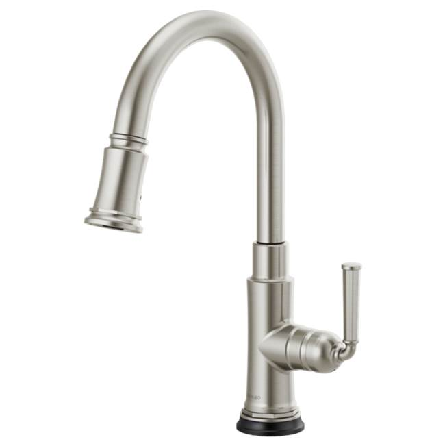Brizo Pull Down Faucet Kitchen Faucets item 64074LF-SS