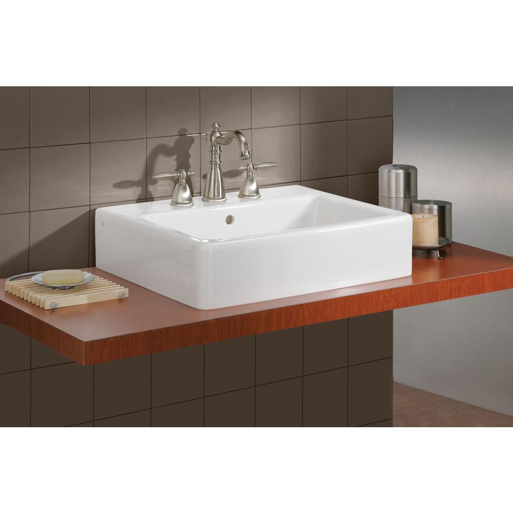 Cheviot Products Vessel Bathroom Sinks item 1230/23-WH-1