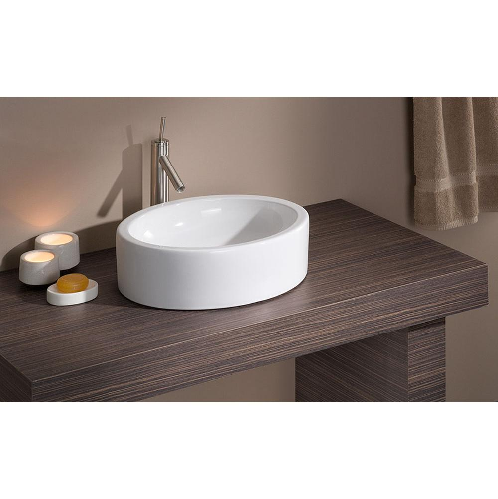Cheviot Products Vessel Bathroom Sinks item 1280-WH