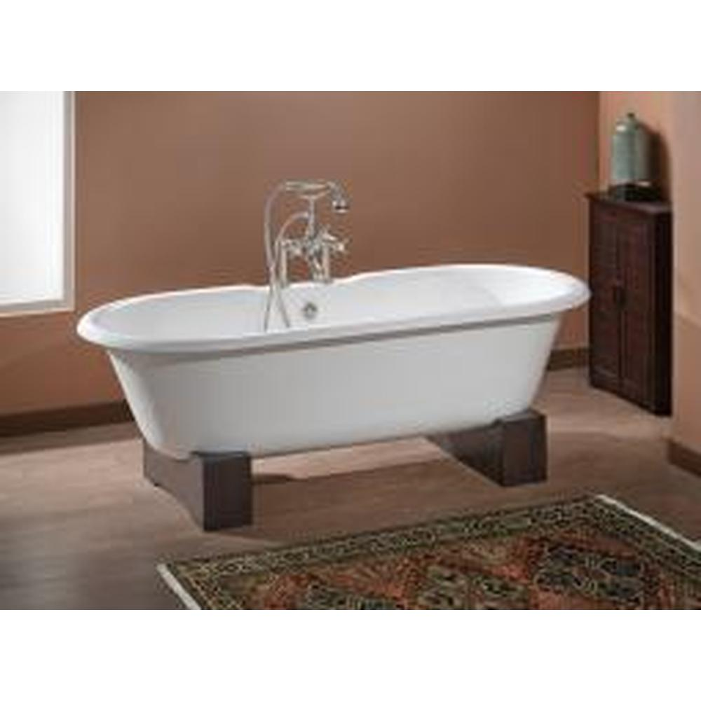 Cheviot Products Free Standing Soaking Tubs item 2110-WC-7-WH