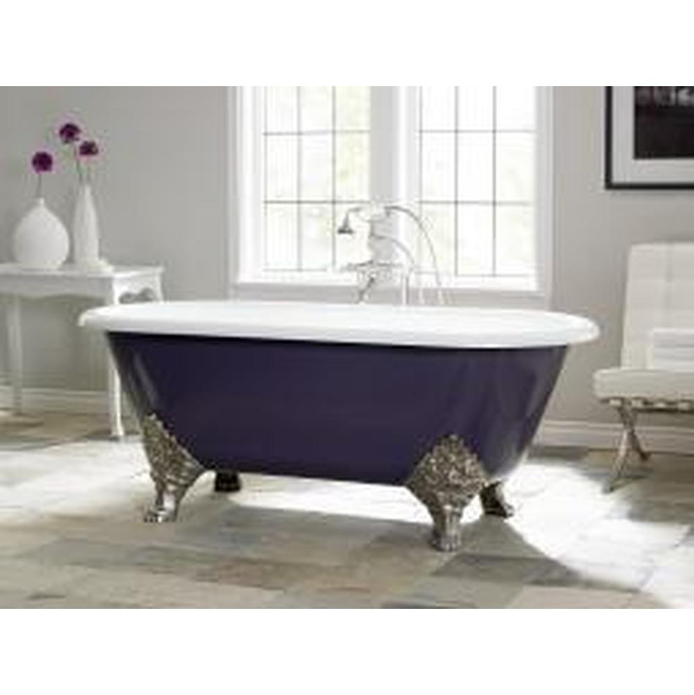 Cheviot Products Clawfoot Soaking Tubs item 2160-WW-6-AB