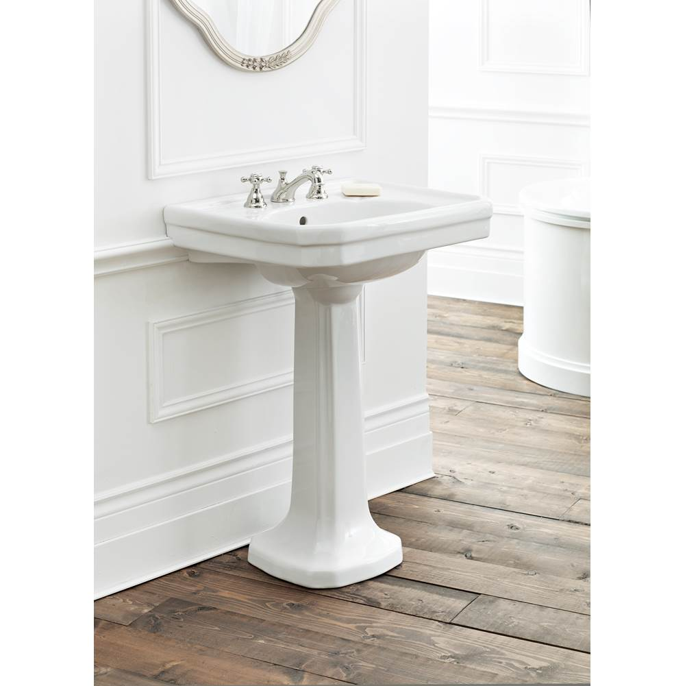 Cheviot Products Freestanding Tub Fillers item 511/20-WH-8