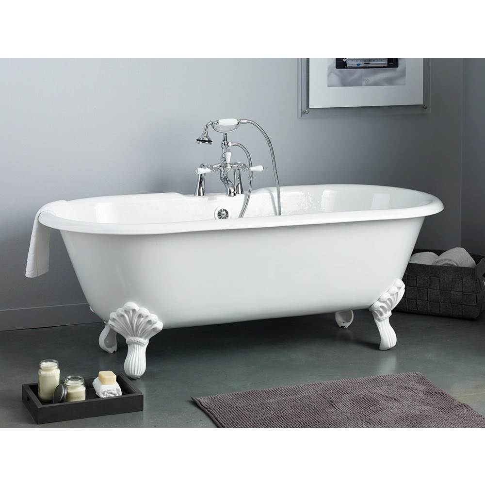 Cheviot Products Clawfoot Soaking Tubs item 2170-BC-6-BN