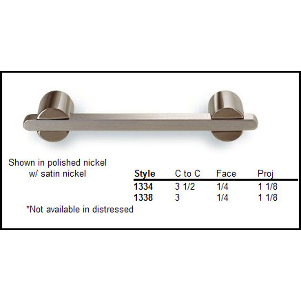 Colonial Bronze  Pulls item 1334-15BX3