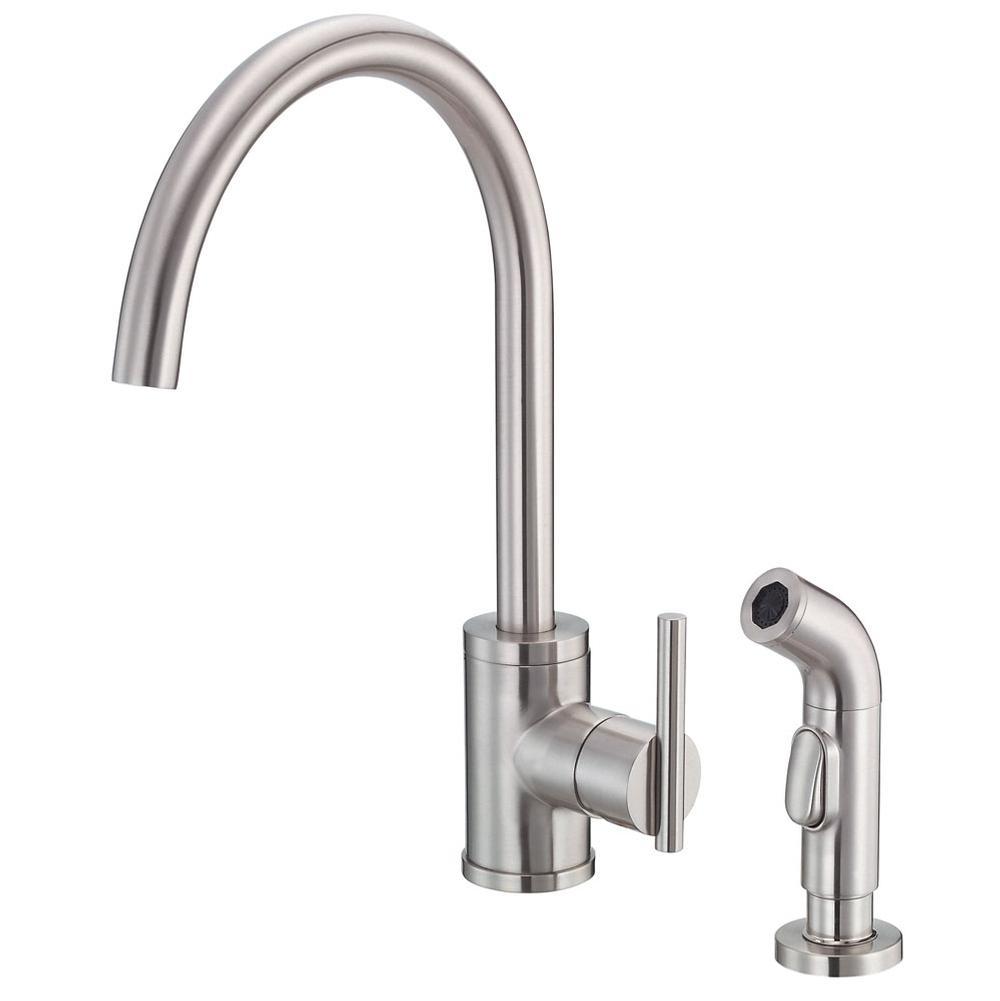 400 40 D401058ss Brand Danze Parma 1h Kitchen Faucet