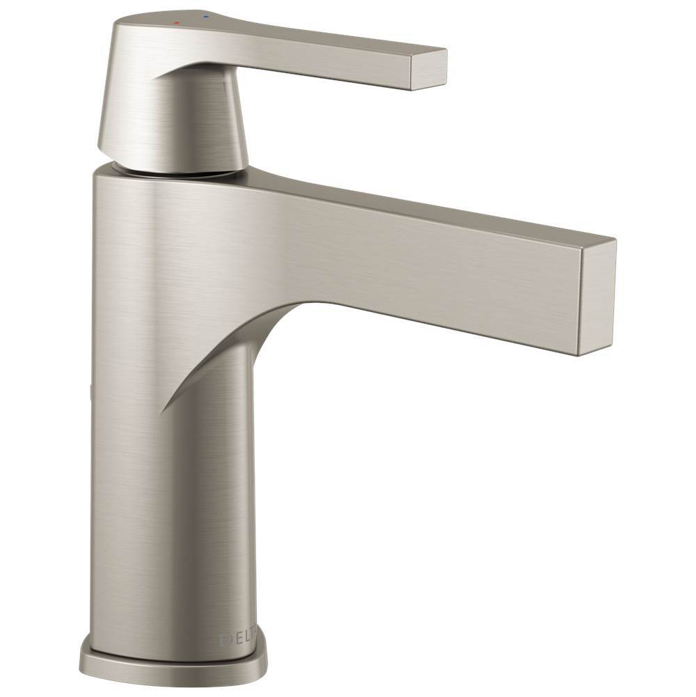 Delta Faucet Single Hole Bathroom Sink Faucets item 574-SSMPU-DST