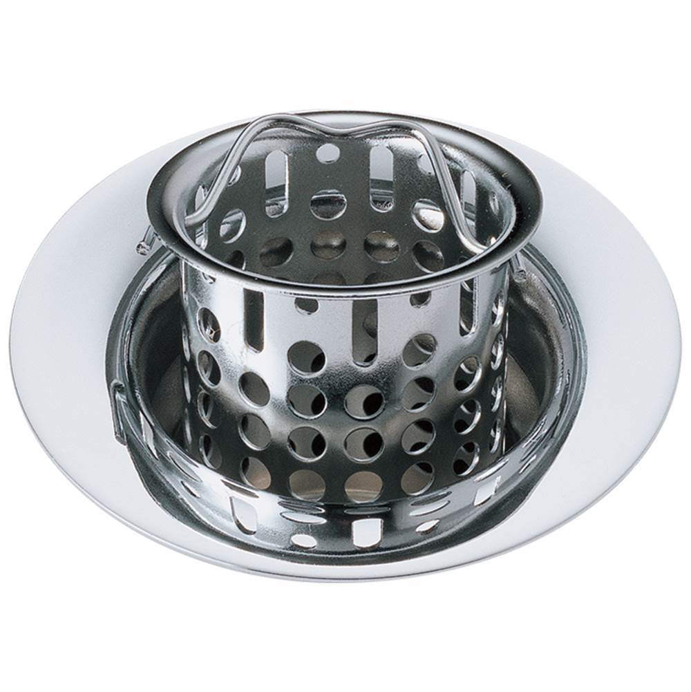 Delta Faucet Basket Strainers Kitchen Sink Drains item 72011-BZ