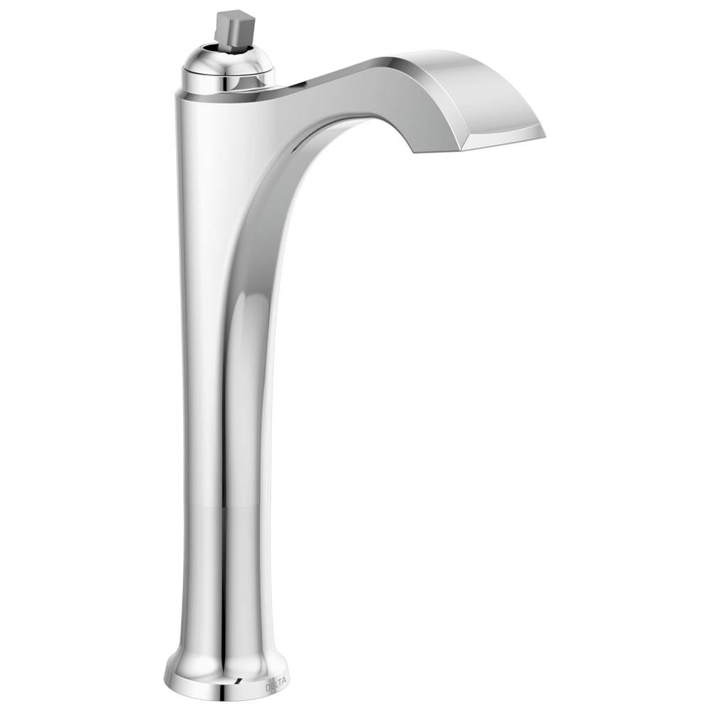 Delta Faucet Vessel Bathroom Sink Faucets item 756-LHP-DST
