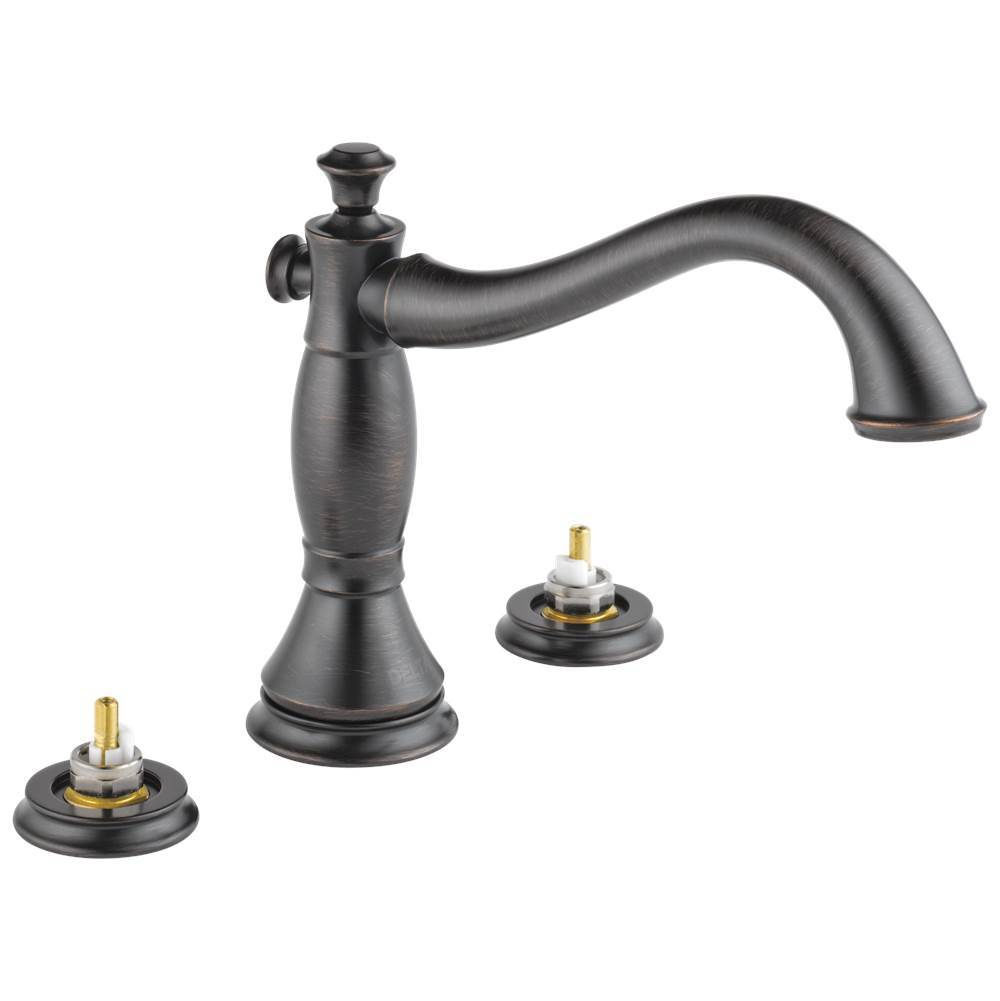 Delta Faucet Deck Mount Tub Fillers item T2797-RBLHP