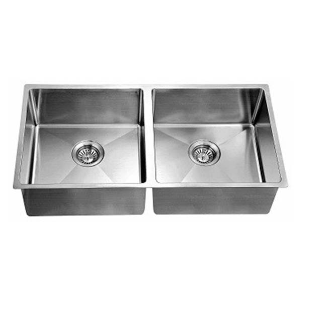 Dawn Undermount Kitchen Sinks item XSR421616