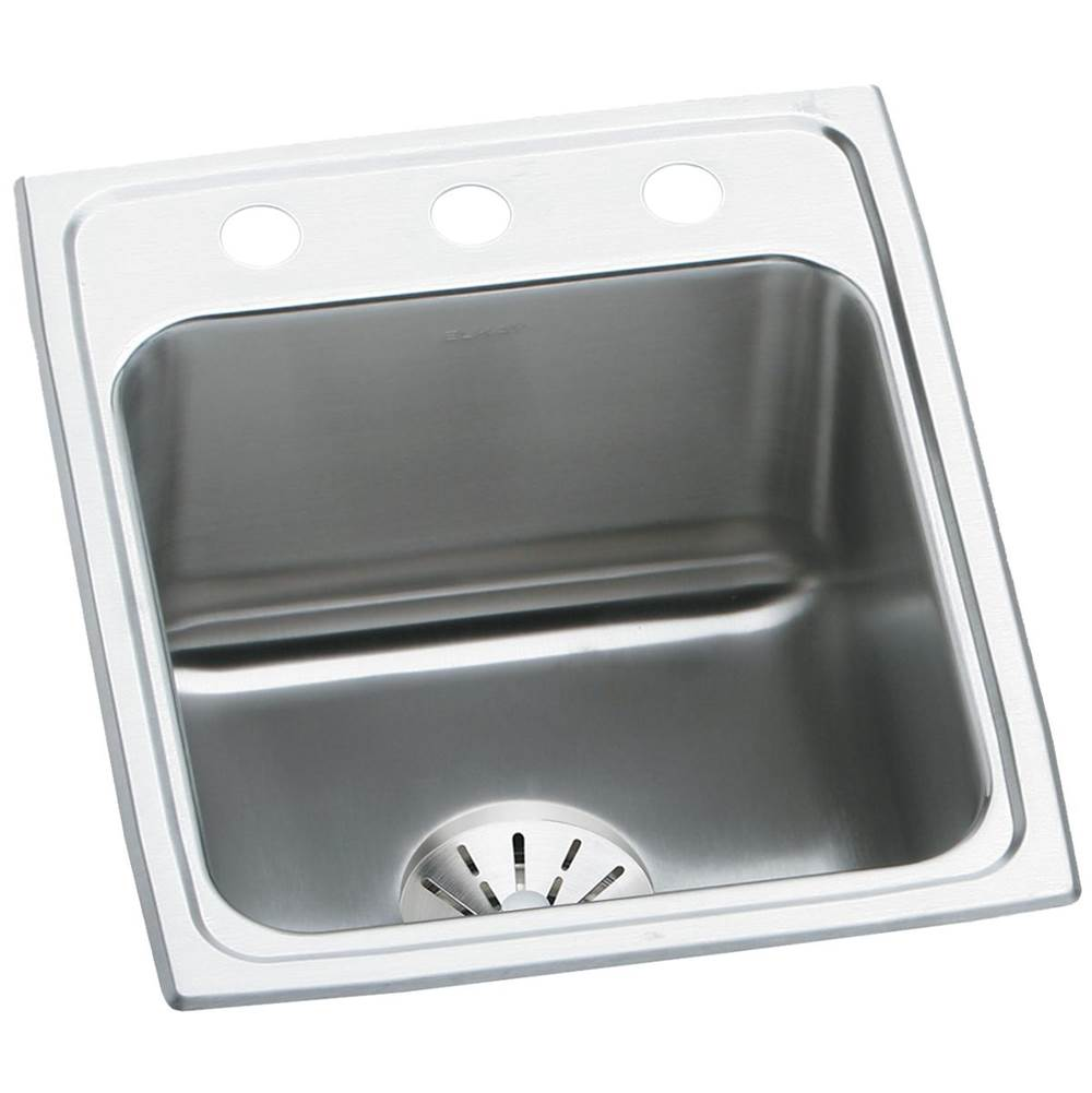 Elkay Drop In Kitchen Sinks item DLR172210PD1