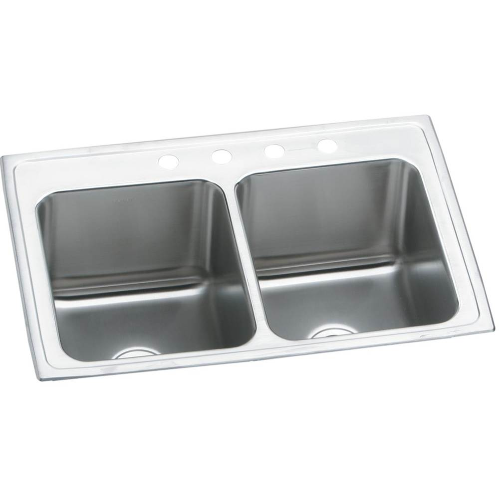 Elkay Drop In Kitchen Sinks item DLR372210MR2