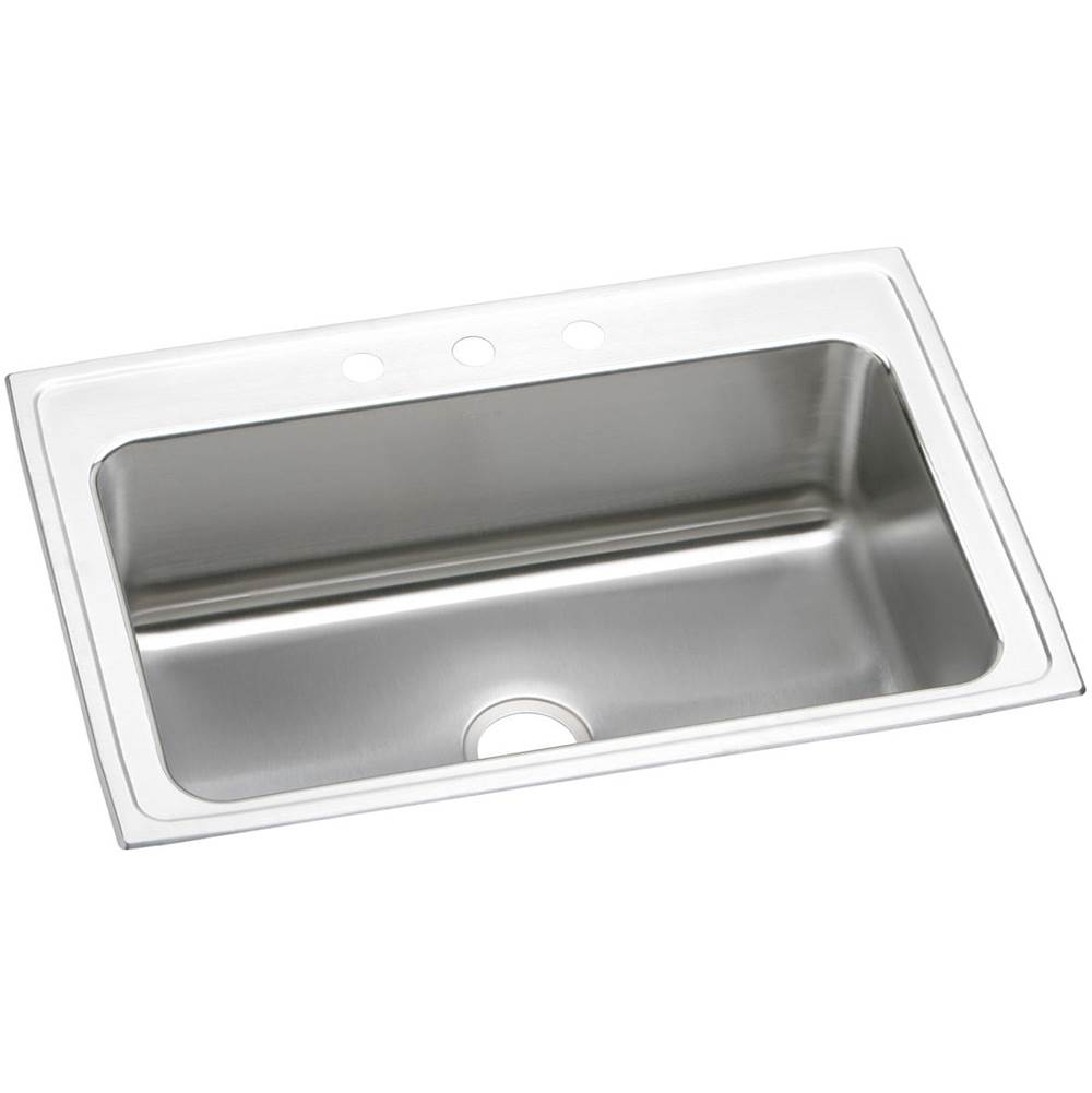 Elkay Drop In Kitchen Sinks item DLRS3322101