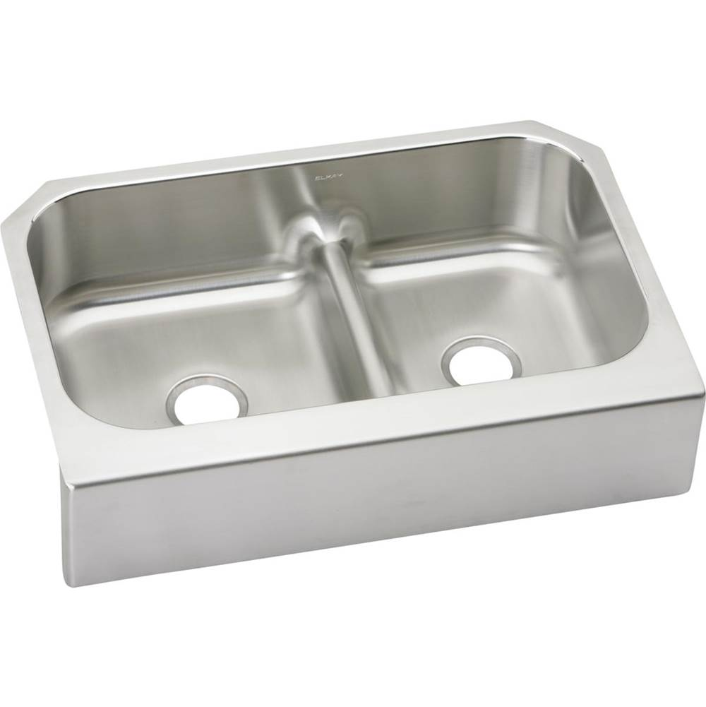 Elkay Farmhouse Kitchen Sinks item EAQDUHF3523R