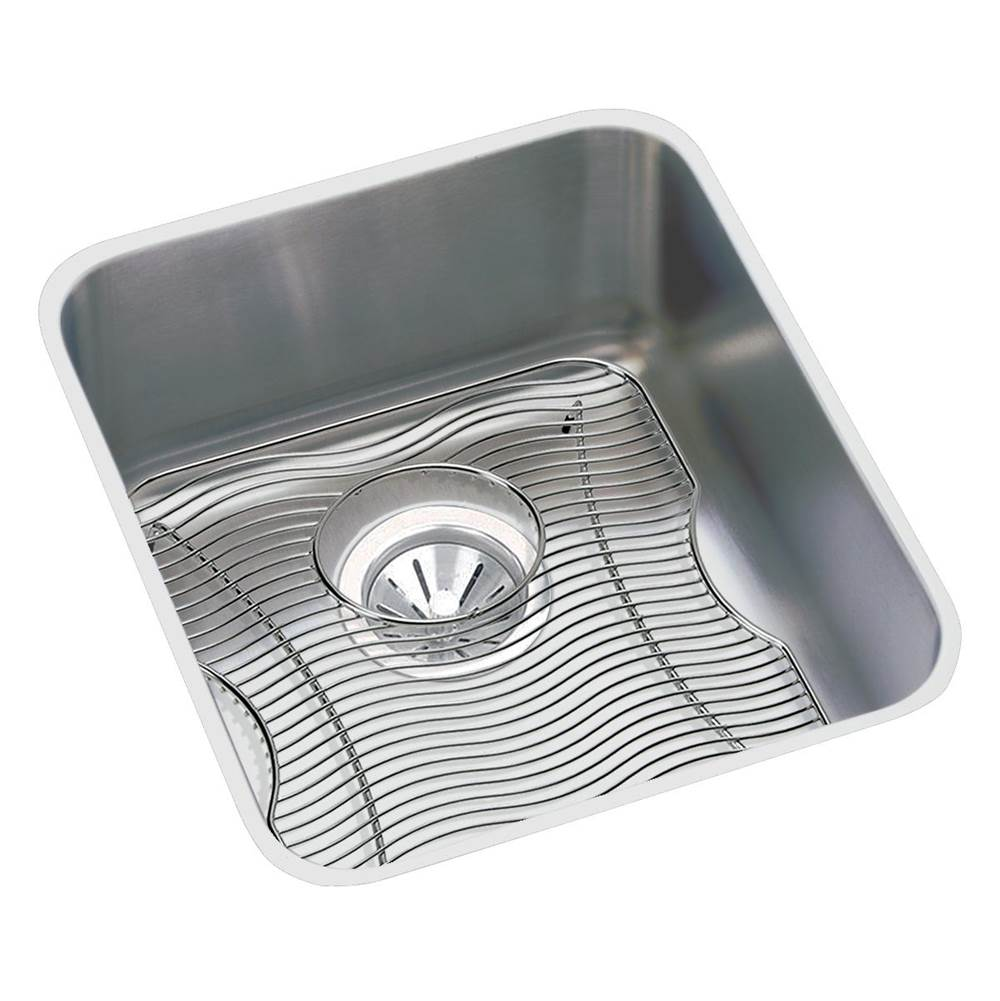 Elkay Undermount Kitchen Sinks item ELUH1616DBG