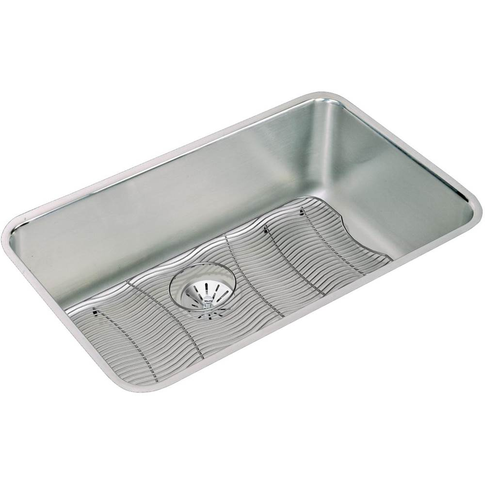 Elkay Undermount Kitchen Sinks item ELUH281610PDBG