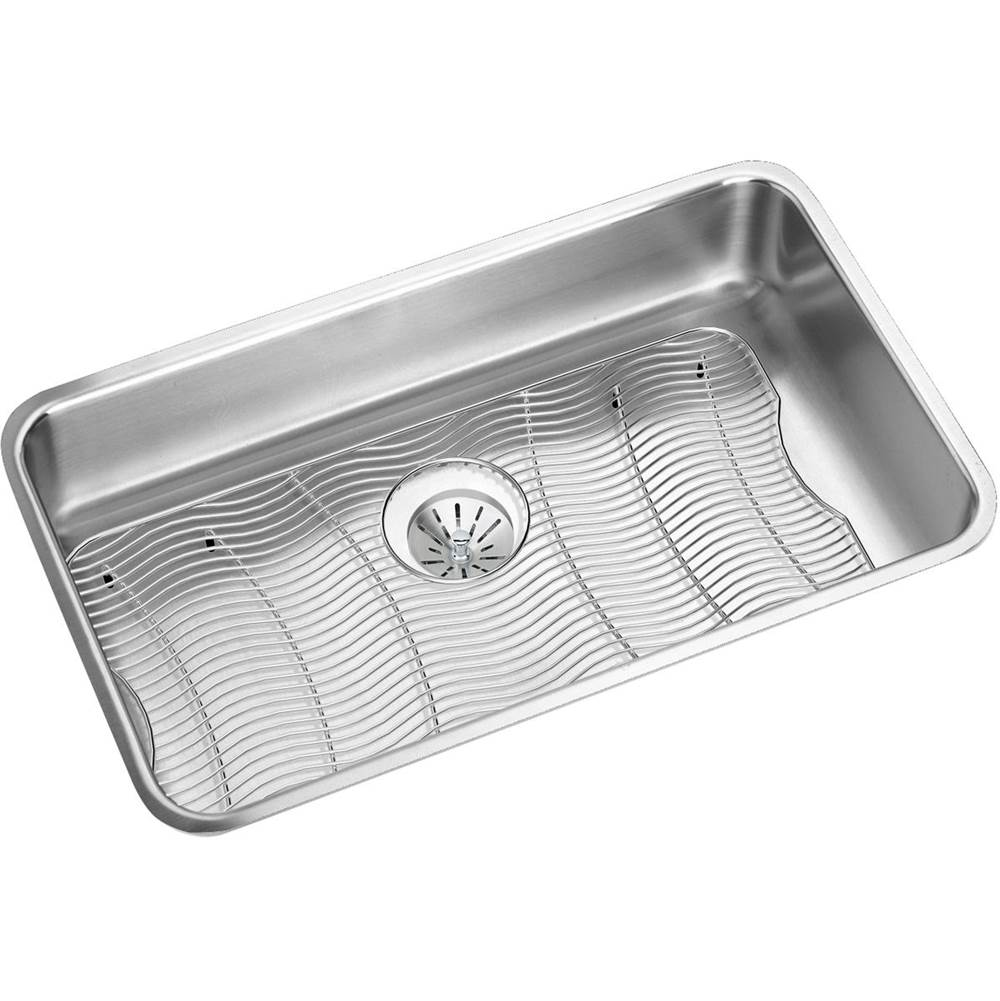 Elkay Undermount Kitchen Sinks item ELUH2816PDBG