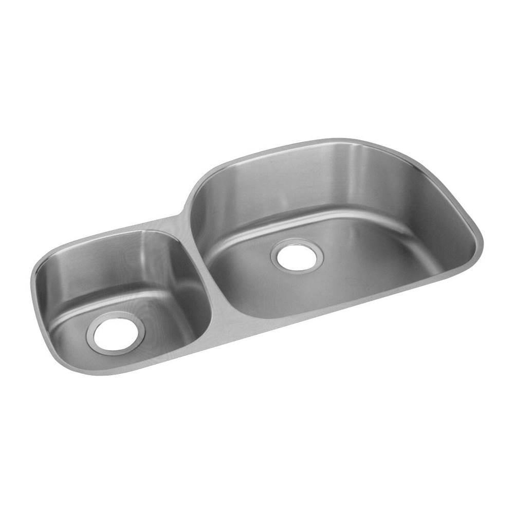 Elkay Undermount Kitchen Sinks item ELUH3621L