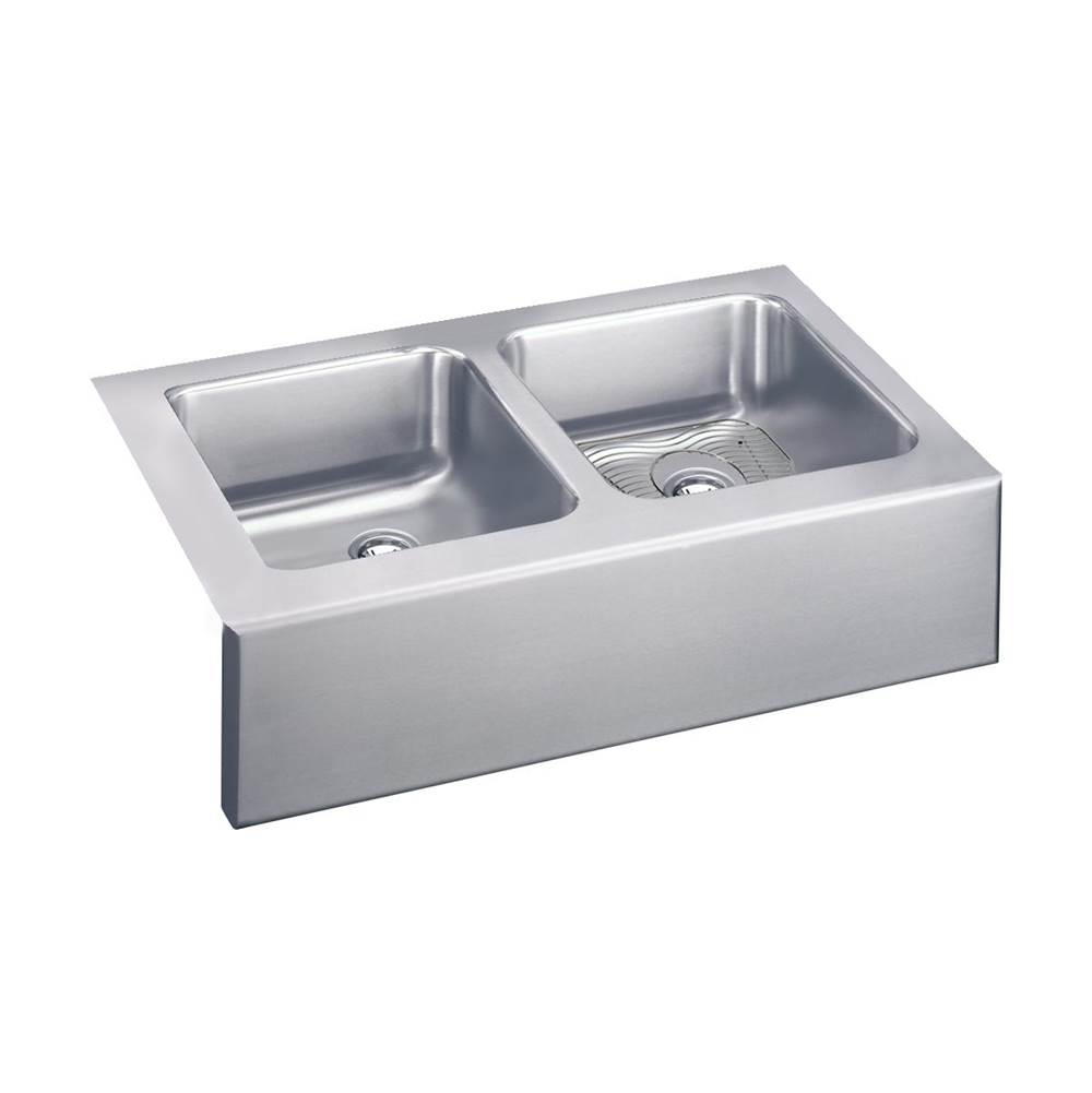Elkay Farmhouse Kitchen Sinks item ELUHF3320DBG