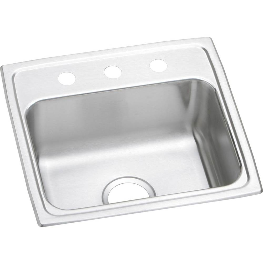 Elkay Drop In Kitchen Sinks item LR1919OS4