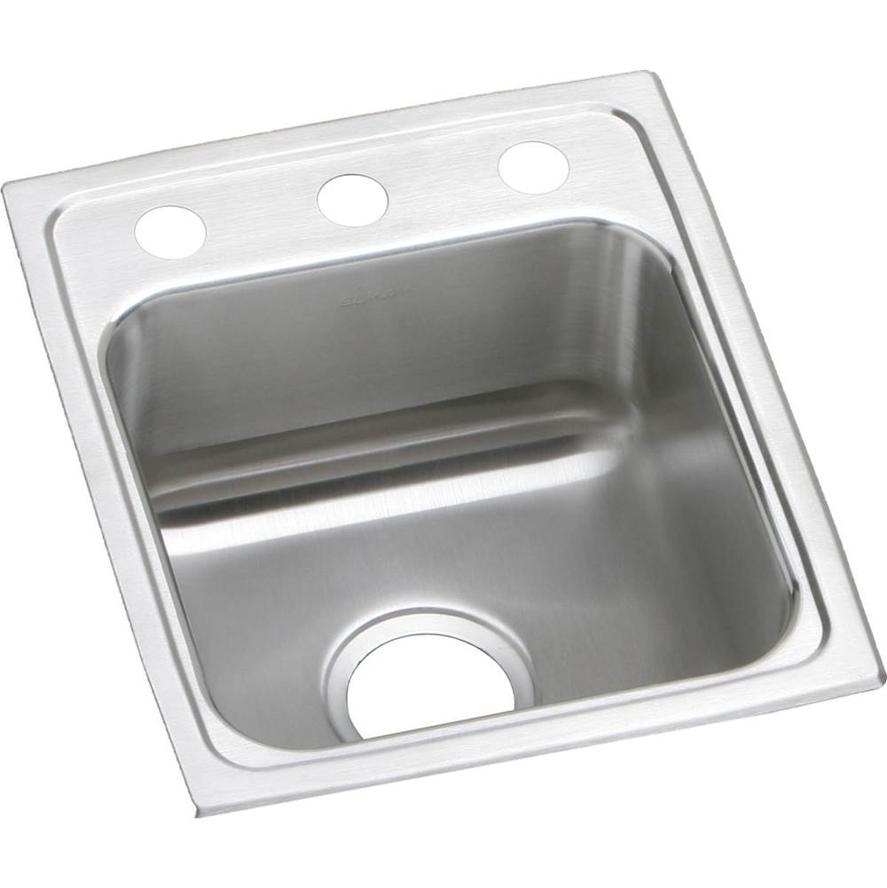 Elkay Drop In Kitchen Sinks item LRAD1517502