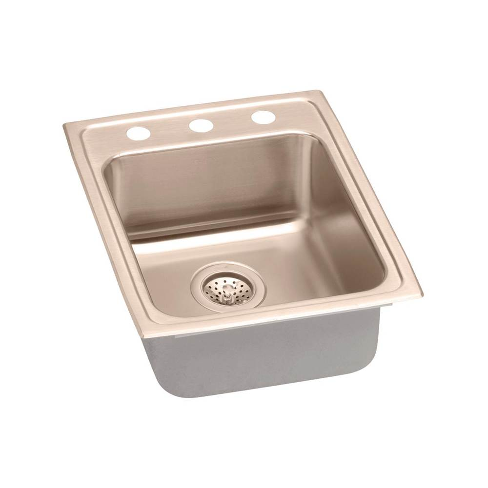 Elkay Drop In Kitchen Sinks item LRAD1722553-CU