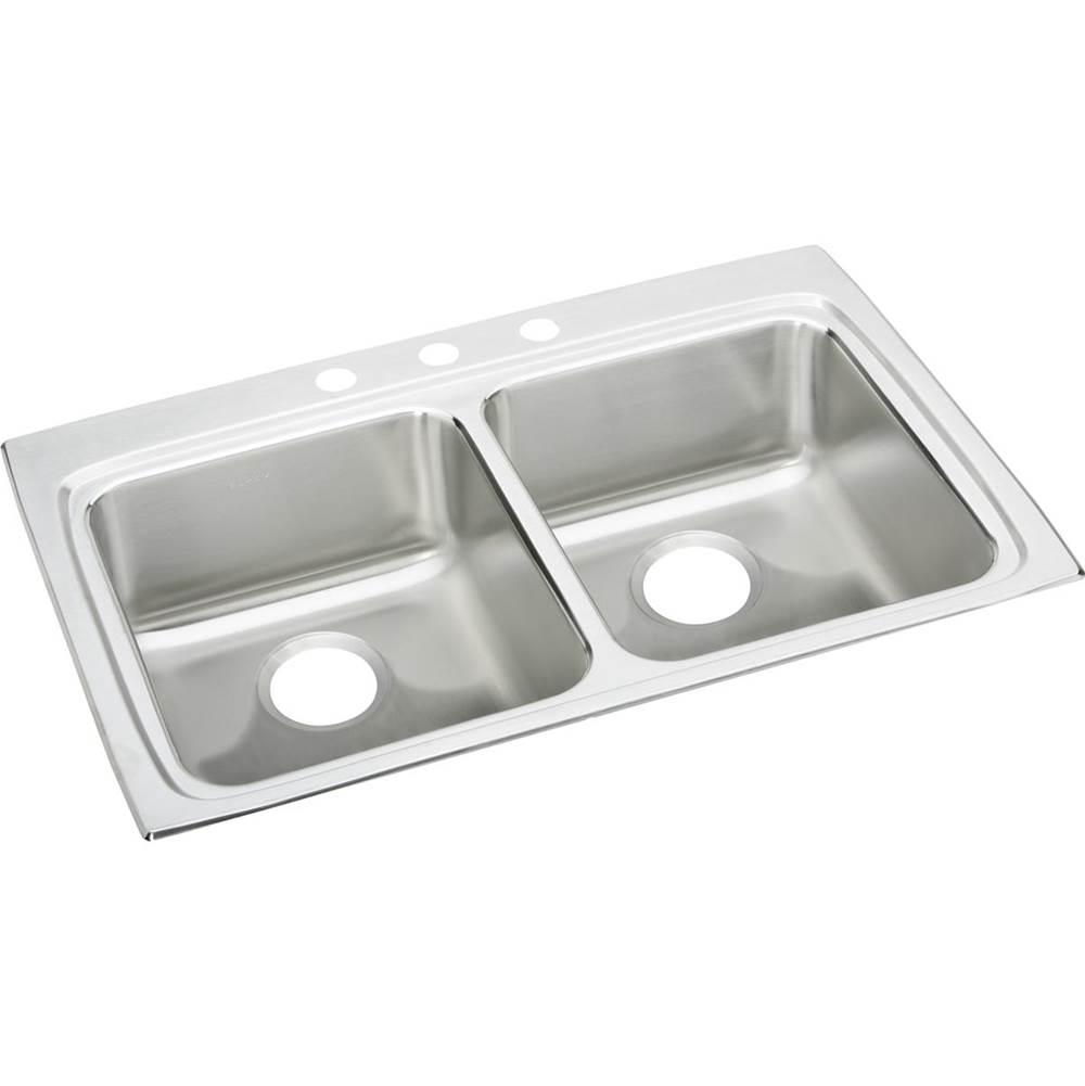 Elkay Drop In Kitchen Sinks item LRAD3322553