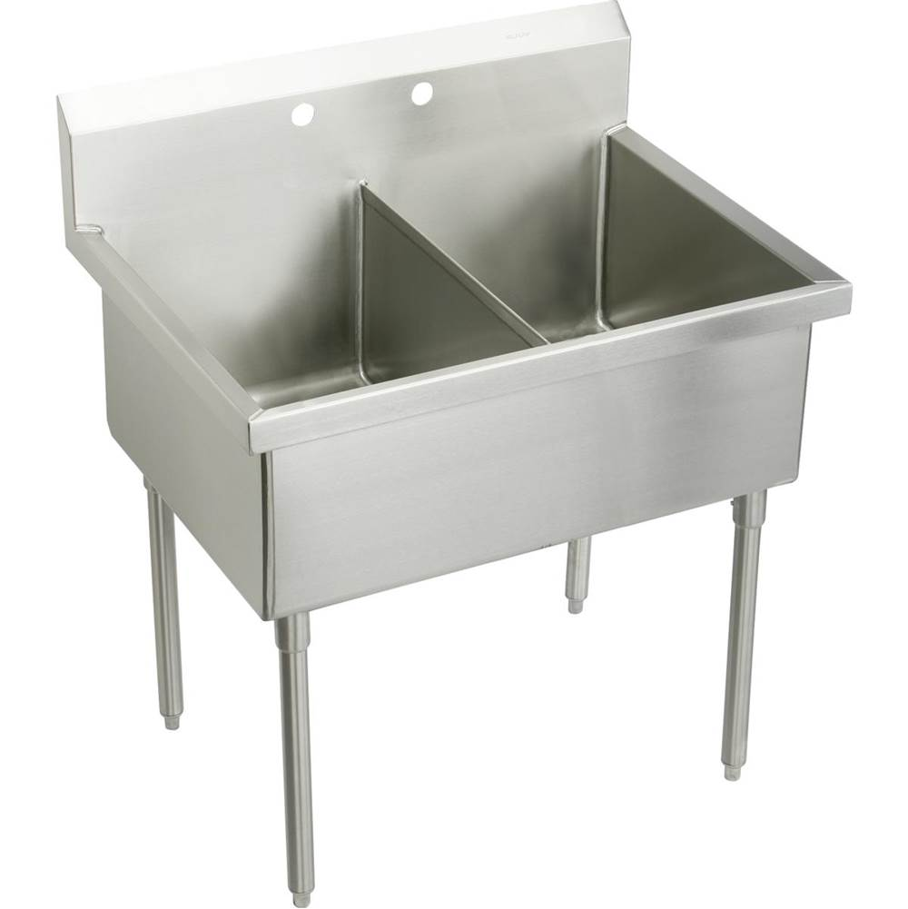 Elkay Console Laundry And Utility Sinks item SS82602