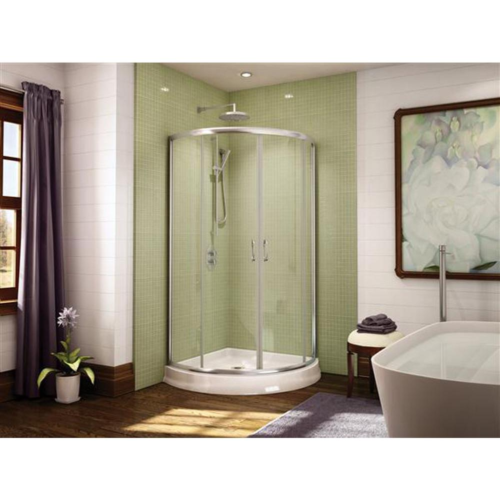 Fleurco Corner Shower Doors item FAX364-11-65