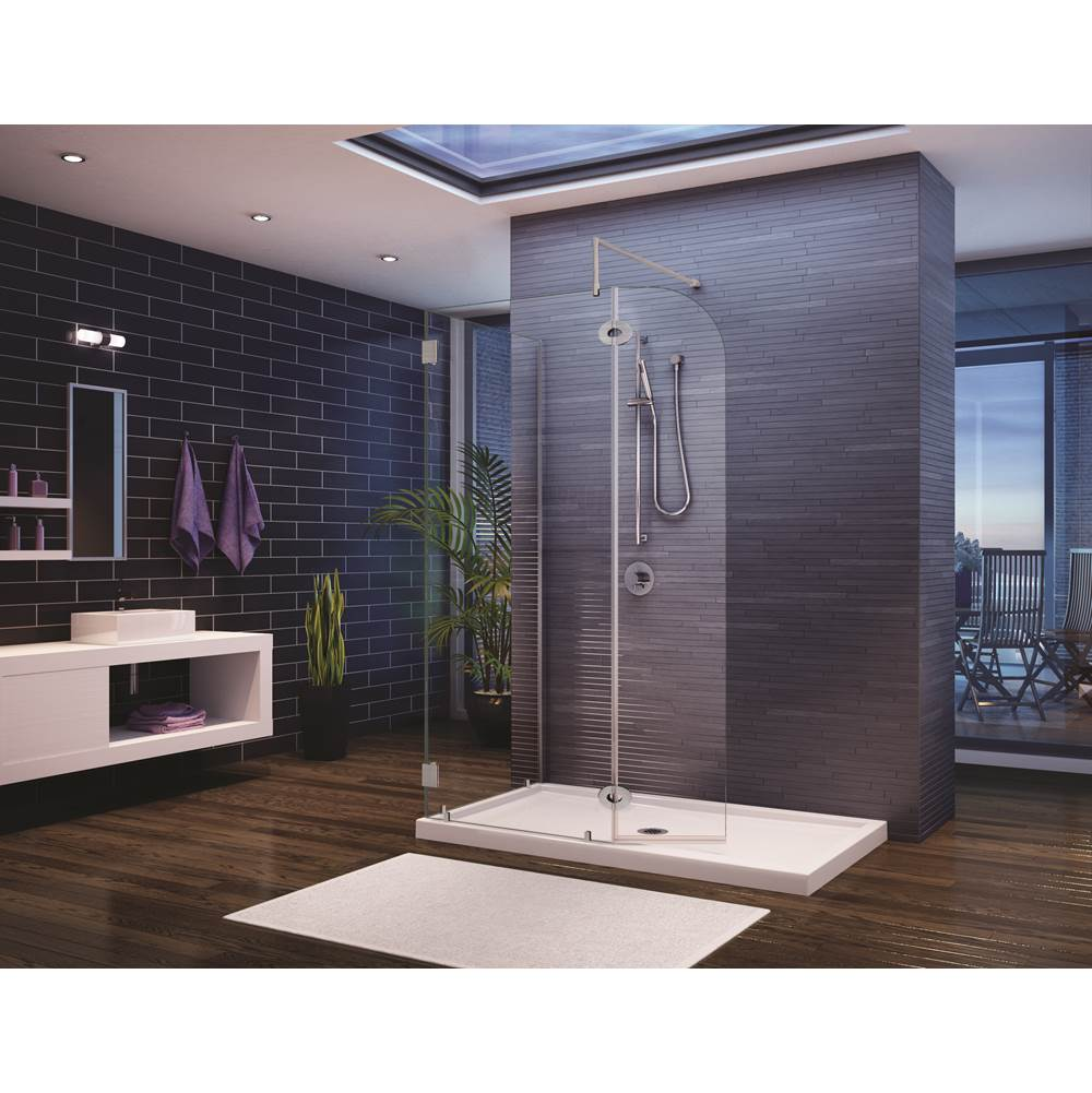 Fleurco Walk In Shower Doors item V4304-25-40L-RY-79