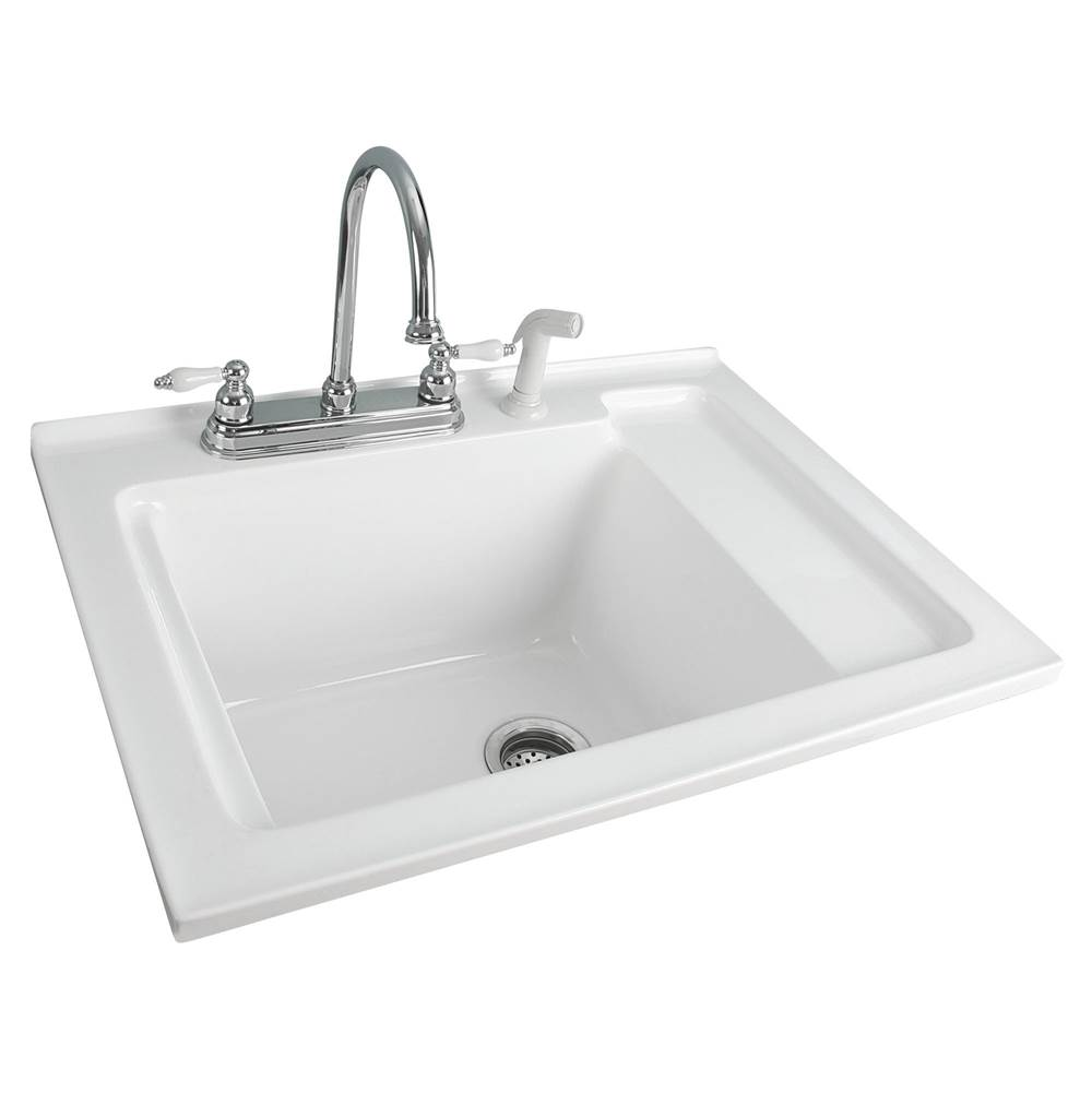 Foremost Drop In Laundry And Utility Sinks item LS-3021-W