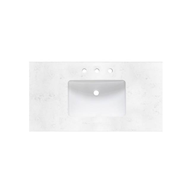 Fairmont Designs Vanity Tops Vanities item TQ2-S4322CQ8