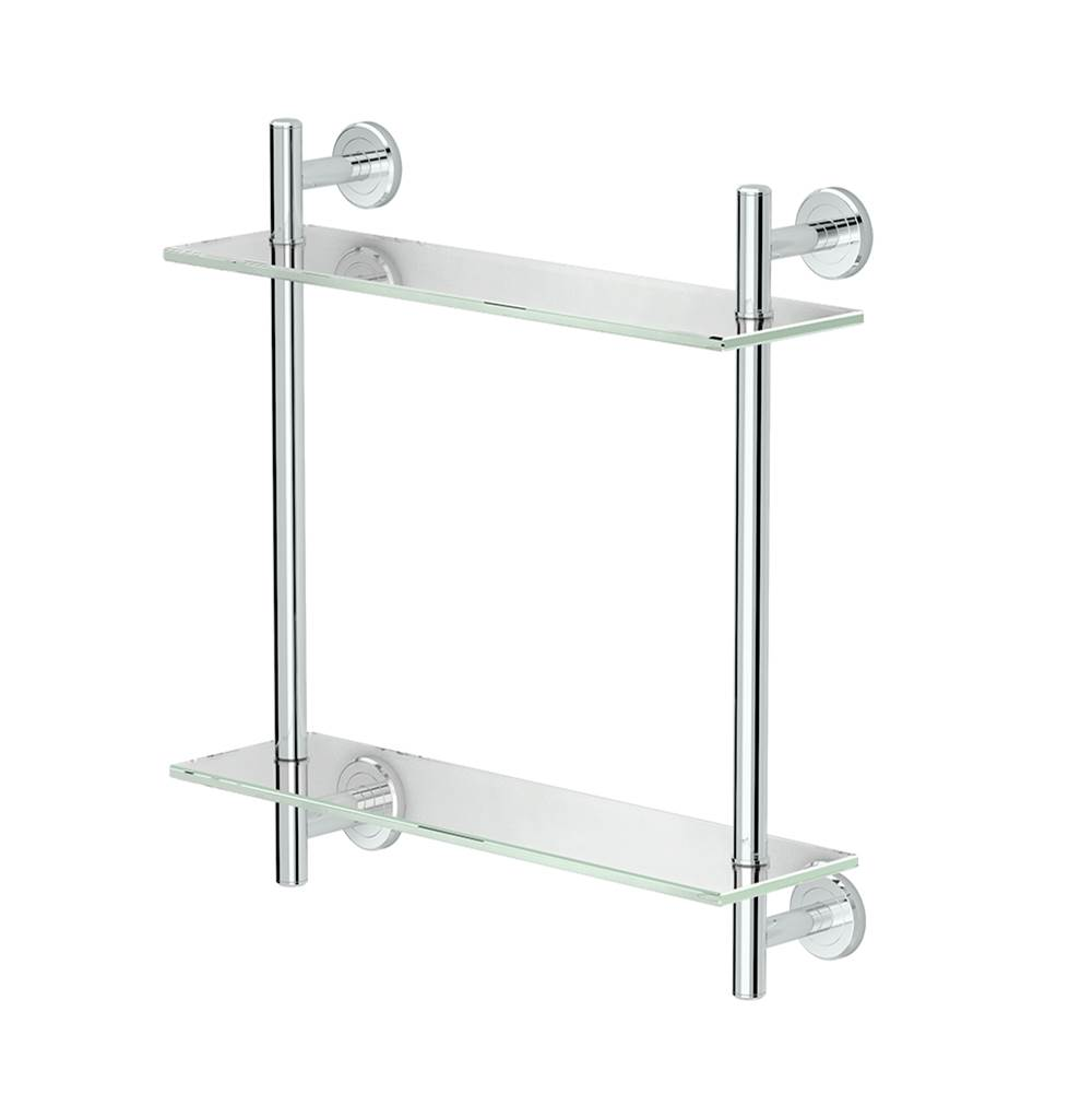 Gatco Shelves Bathroom Accessories item 1392C