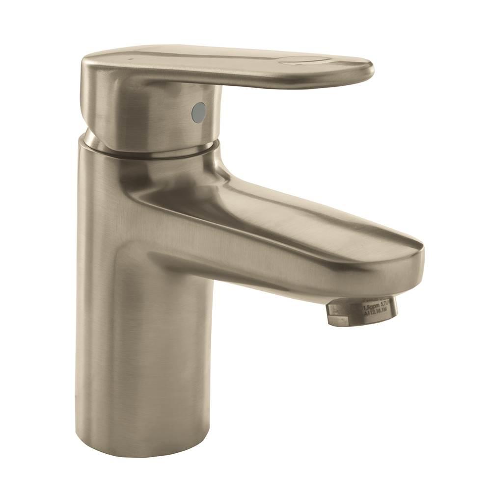 single hole bathroom sink faucet grohe 33170ena europlus ssize singlehandle singlehole bathroom faucet at fixtures etc decorative plumbing showroom single