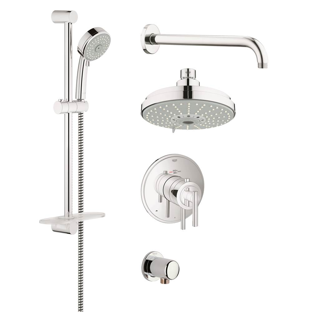 Grohe Complete Systems Shower Systems item 35056000