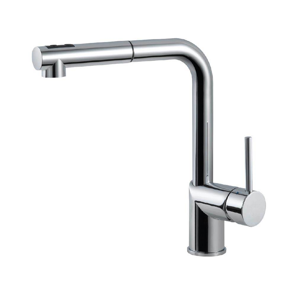 Hamat Pull Out Faucet Kitchen Faucets item GAPO-2000-PC