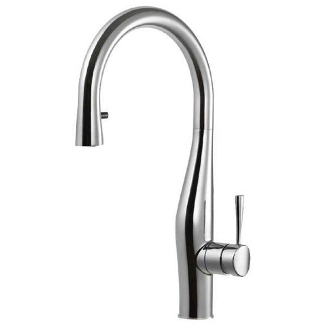Hamat Pull Down Faucet Kitchen Faucets item IMPD-1000-PN