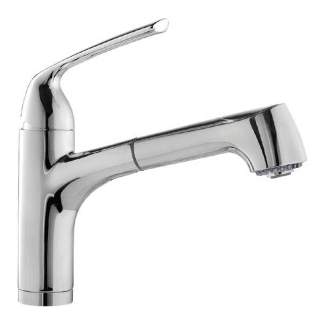 Hamat Pull Out Faucet Kitchen Faucets item QUPO-2010-AB